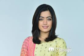 rashmika acts without makeup in her
