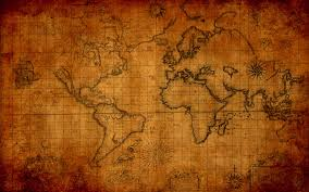 old world map vector 6981144