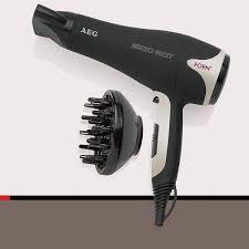 Máy sấy tóc AEG màu đen