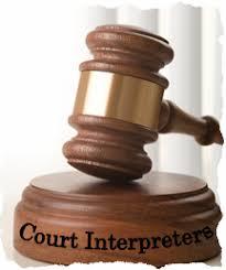 Image result for court interpreter