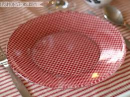 diy mod podge plates your guests will