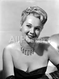 Adele Jergens on Tube with Necklace' Photo - Movie Star News    AllPosters.com