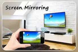 screen mirroring tv mirror phone to