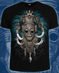 africa shaman totem rave club clothing