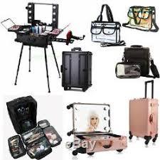 train case box organizer salon cosmetic