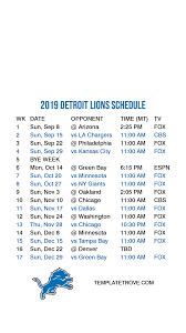 2019-2020 Detroit Lions Lock Screen ...