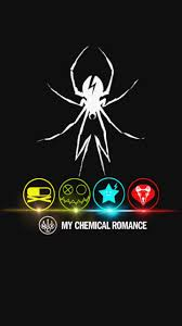 my design of my chemical romance iphone