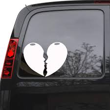 Love Peace Frog Decal Bumper Sticker Hippie Car Window Laptop Funny Bogo Rainbowlands Lk