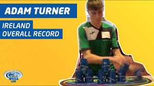 Overall National Record | ADAM TURNER | 3-3-3 | 1.529 - YouTube