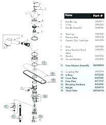 pegasus kitchen faucet repair manual