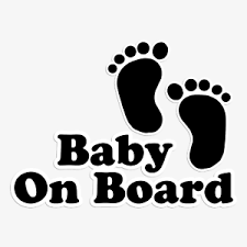 Details About Baby On Board Sticker Funny Children Child Car Window Windscreen Vinyl Decal In 2020 Funny Stickers Vinyl Decals Car Decals Vinyl