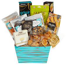 toronto gift baskets dried fruit and nuts