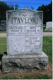 Helene Maude West Taylor (1875-1959) - Find A Grave Memorial