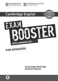 cambridge english exam booster for