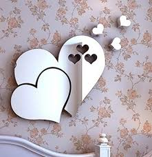 Top 10 Most Popular Art Wall Mirror Stickers List And Get Free Shipping 8nm8l76m