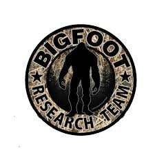 Bigfoot Research Team Streetbadge