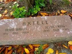 Jessie Effie King Axtell (1899-1983) - Find A Grave Memorial