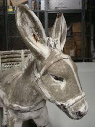 7 best concrete donkey wagon images