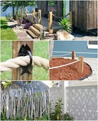 Coastal Nautical Fence Ideas Rope Deck Borders Fence Caps Unique Fencing More Coastal Decor Ideas Interior Design Diy Shopping