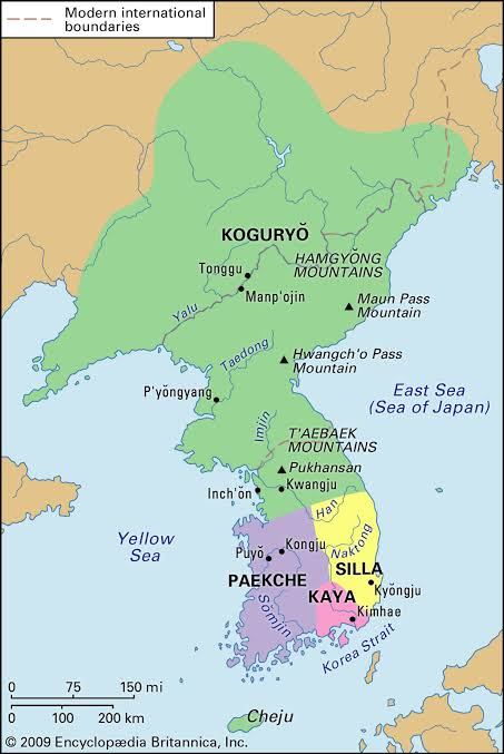 """three kingdoms period korea ile ilgili görsel sonucu"""""""