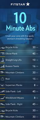 a 10 minute ab workout from fitstar to