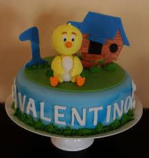 torta pollito amarillito pollito