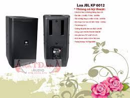 LOA KARAOKE JBL KP6012 NHẬP KHẨU HÁT KARAOKE CỰC HAY giá rẻ 5.200.000₫