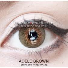 Adele Brown by Pretty Doll | Shopee Philippines