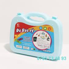 Đồ chơi trẻ em Vali Bác Sỹ cho bé từ 3 - 5 tuổi LT503-09, đồ chơi bác sĩ  chỉ 59.000₫
