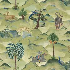 aesop wallpaper linwood fable
