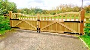 Wooden Gates Driveway Gates Adjustable Hook And Band Hinges Fencing Stables Door