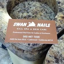 swan nails nail spa skin care