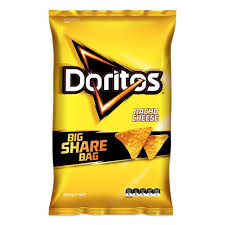 doritos nutrition facts small bag the