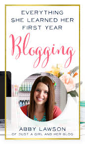Episode 2: Everything She Learned her First Year of Blogging - an Interview  with Abby Lawson - Brilliant Business Moms