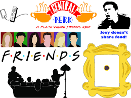 Pin On Friends Tv Show