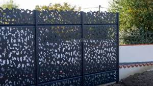 Architectural Customize Decorative Screen Laser Cut Metal Cnc Fence Panels China Cnc Panels Metal Cnc Panels Made In China Com