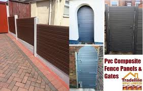 D I Y Pvc Composite Fencing That Can Fit Into Your Existing Concrete Post In Widnes Cheshire Gumtree