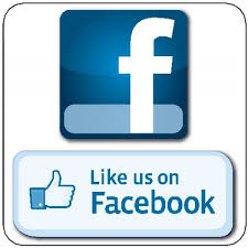 Like Us On Facebook Window Decal Clings Free Shipping