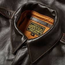 flight jacket seal brown