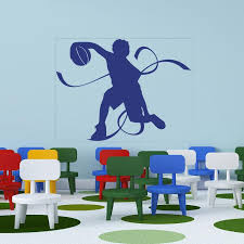 Basketball Wall Decal Style And Apply