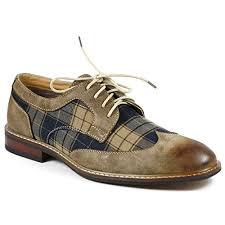 ferro aldo m 19266a brown mens lace up