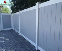 China New Product Vinyl Pvc Privacy Garden Fence Panels For Sale China Pvc Fence Pvc Fence Factory