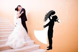 Amazon Com Bride And Groom Full Color Decal Wedding Decor Full Color Sticker Wedding Salon Color Decal Wedding Color Sticker Wedding Boutique Color Wall Art Bridal Salon Cn 130 22x40 Baby