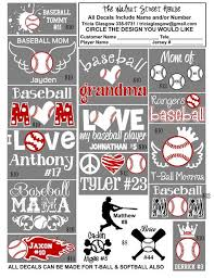 Hey I Found This Really Awesome Etsy Listing At Https Www Etsy Com Listing 175866936 Personalized Team Vinyl Car Decals House Interior Design