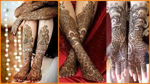 bridal mehndi design with price