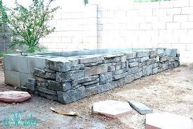 concrete raised garden beds vinlark info