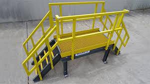 Crossover Platforms Custom Industrial Crossover Platforms Marco Specialty Steel