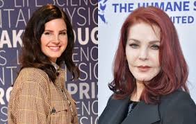 Lana Del Rey reportedly wants to play Priscilla Presley in Elvis biopic