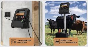 Agriculture Forestry Patriot Pe5 Fence Charger Energizer 5 Mile 110 Ac Business Industrial Agriculture Forestry