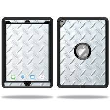 Mightyskins Protective Vinyl Skin Decal For Otterbox Defender Apple Ipad Pro 9 7 Case Wrap Cover Sticker Skins Diamond Plate Sold By Vision Graphic Rakuten Com Shop